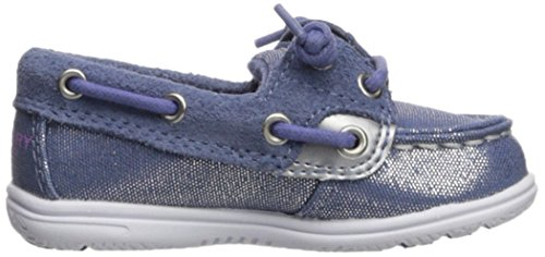 Pictures of Sperry Girls' SHORESIDER JR/Blue Boat Shoe CG59761 3
