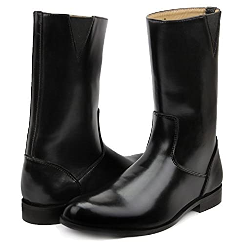 9aebf3806ea59a durable service FAMMZ Atlas Men s Man Mid Calf Leather Boots ...