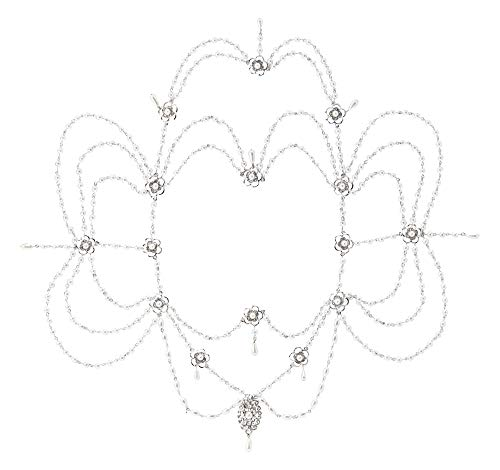 (The Paragon Shoulder Necklace - Wedding Body Statement Jewelry)