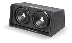 """Amazon.com: JL Audio CP212-W0V3 Dual 12"""" 12W0v3 Ported"""
