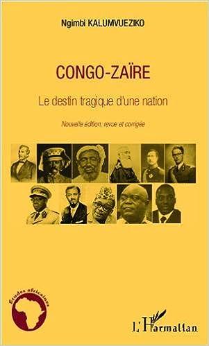 Téléchargement Congo-Zaïre le destin tragique d'une nation epub pdf