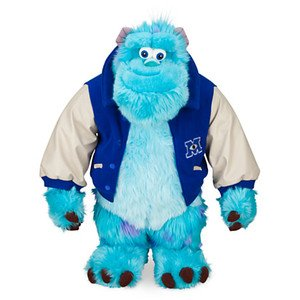 amazoncom monsters university 24quot jumbo sully plush in