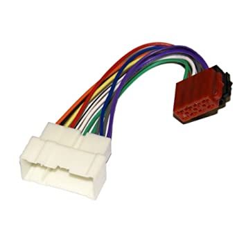 Halfords Audio Wiring Harness on