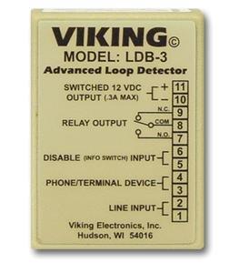 Viking Electronics LDB-3 Loop And Ring Detector Board - Ldb 3 Loop
