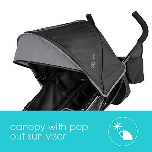 41o1qpvpjTL - Summer Infant 3D Mini Convenience Stroller, Gray