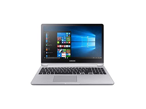 Samsung Notebook i7 7500U Keyboard Platinum