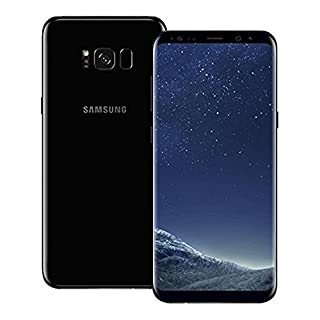 "Samsung Galaxy S8+, 6.2"" 64GB SPRINT Midnight Black"