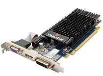 VisionTek Radeon 5450 SFF 1GB DDR3 3M (DVI-I, DP, VGA) Graphics Card - 900315