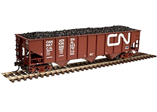 Atlas ATL20003853 HO Trainman 70-Ton 9-Panel Hopper, CN - Hopper Panel