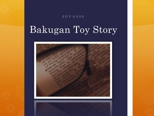BAKUGAN TOY STORY