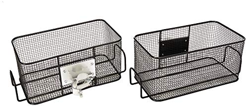 Medline MDS80600B Stainless Steel Six Leg Heavy Duty IV Basket, Wire, Use with MDS80600 (Pack of 2) ()