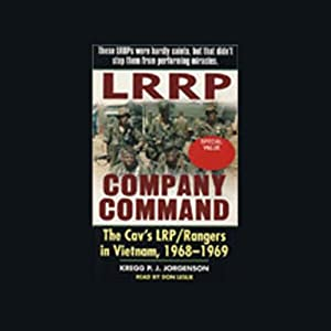 LRRP Company Command Audiobook