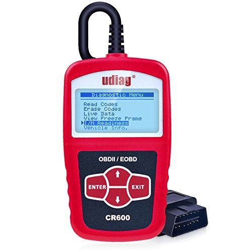udiag OBD2 Scanner OBD Car Diagnostic Tool
