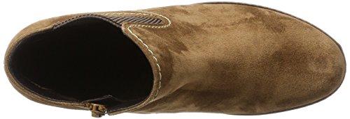 Basic Braun 34 Braun Comfort Stiefel Gabor Damen SqFzwz