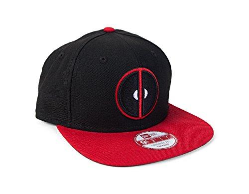 Sub 9Fifty Deadpool Gorra Logo Snapback Marvel Béisbol De wqUF4En