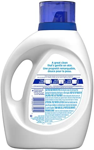 health, household, household supplies, laundry, laundry detergent,  liquid detergent 12 image Tide Free and Gentle HE Laundry Detergent Liquid in USA