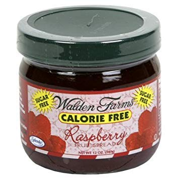 - Walden Farms Calorie Free Fruit Spread Raspberry -- 12 oz Each / Pack of 2