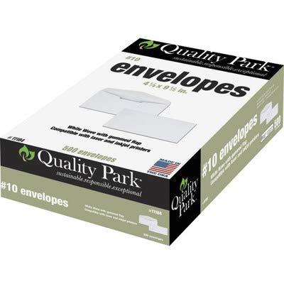 QUA11184 - Quality Park Laser amp;amp; Inkjet Envelope