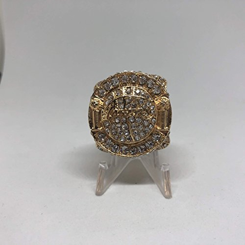 USA SHIPPER SIZE 10.5 Kobe Bryant Los Angeles Lakers High Quality Replica 2010 Championship Ring Gold US SHIPPING