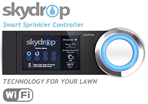 SkyDrop Wifi Enabled Smart Sprinkler Controller product image