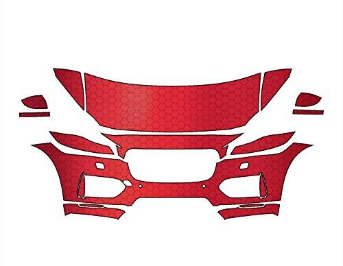 Jaguar F-Pace S & R-Sport 2017 3M Scotchgard PRO Series PreCut Paint Protection Film Clear Bra Kit by North Tints