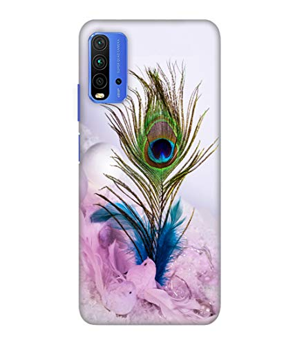 COOLET Peacock Feather $ Printed Hard Back Case and Cover for Redmi 9 Power Stylish Cover for Your Smartphone 2021 July ACCURATE FITTING :- Coolet Case are Easy to put , take off with perfect cutouts for volume buttons, audio & charging ports. SCRATCH RESISTANT :- Coolet Hard case For Redmi 9 Power Cover endure scratches and scuff marks more than a regular case. This is our Exclusively Printed Designer Premium Case n Cover for your Precious n Lovable Mobile Phone which need Attention.
