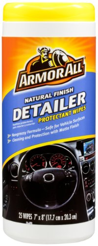 Armor All Interior Detailer Wipes (25 count) (Case of 6)