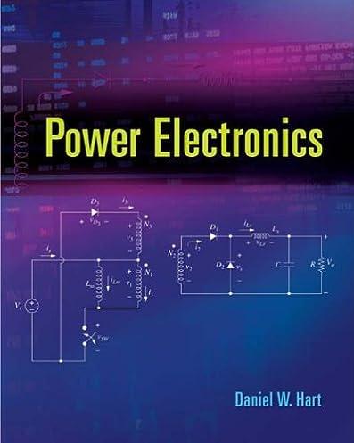power electronics daniel w hart ebook amazon com rh amazon com Daniel Hart Musician solution manual power electronics daniel w hart pdf