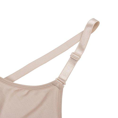 XIONGMEOW Latex da donna con ganci e cerniera Crotchless Underbust in acciaio disossato Vita Cinchers Trainer Gilet corsetto con cinturini regolabili Taglia XS-3XL