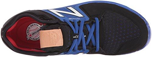 Black blue 2e Balance Us Baseball Shoe Royal L3000v3 white New Men's 10 vFanWxFC