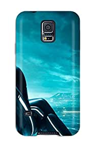 2015 Perfect Fit Tron Legacy Tripple Monitor Case For Galaxy - S5
