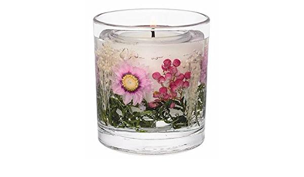 STONEGLOW GARDEN BLOOM REFILL CANDLES Botanic Collection Natural Wax 3 in a Box