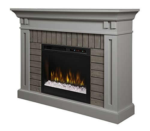 Cheap DIMPLEX Madison Electric Fireplace One Size Stone Grey Black Friday & Cyber Monday 2019