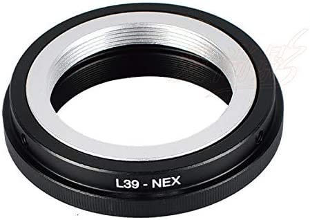 MeterMall Fresh for L39-NEX Adapter Ring for Sony E-Mount A7//NEX5//A5000