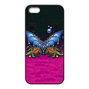 Butterfly iPhone 4 4s Cell Phone Case Black Protect your phone BVS_771386