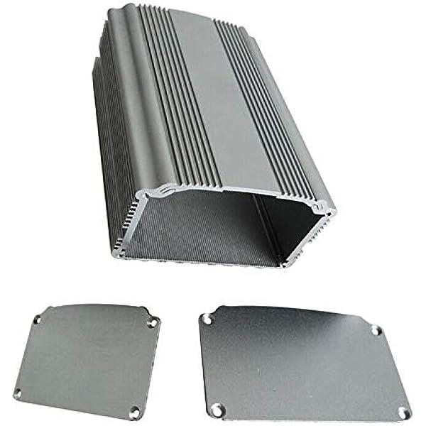 Caja de aluminio para proyectos, caja de aluminio para ...