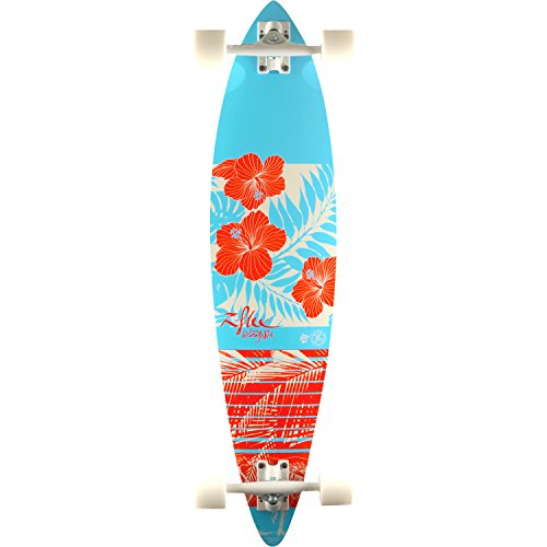 Z-Flex Pintail Complete Longboard Skateboard -9x38, used for sale  Delivered anywhere in USA