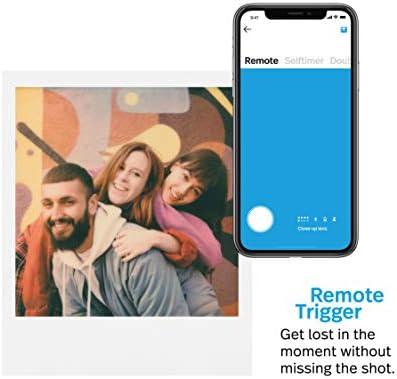 Polaroid Originals OneStep+ Black (9010), Bluetooth Connected Instant Film Camera 41o2 2BnQSltL