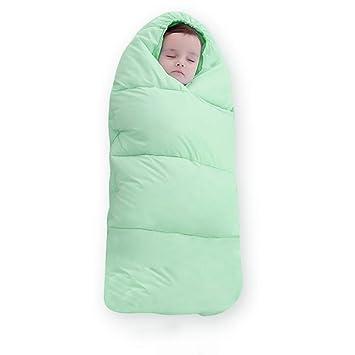 Queta Saco de Dormir para bebé Invierno para bebés y niños, cálido, antipatadas,