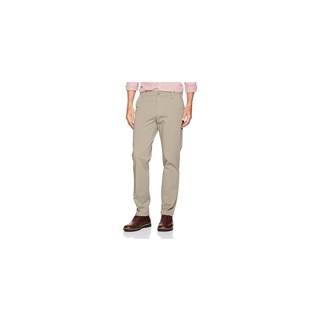 Dockers Men's Slim Fit Workday Khaki Smart 360 Flex Pants