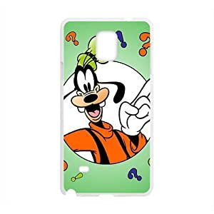 Happy Goofy Case Cover For samsung galaxy Note4 Case