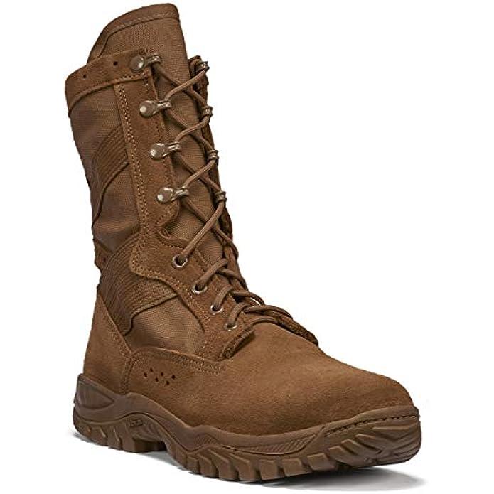B Belleville Arm Your Feet Men's ONE XERO C320 Ultra Light Assault Boot