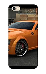 New Premium Flip Case Cover 2008 Plymouth Cuda Concept Mopar Muscle Tuning Hot Rod Skin Case For Iphone 6 Plus