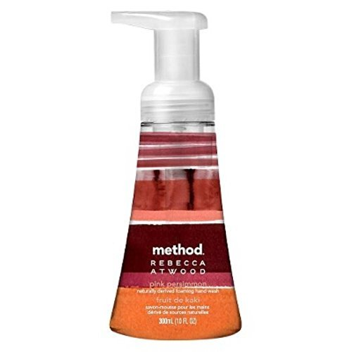 Method Pink Persimmon Hand Wash 10 oz Rebecca Atwood 300 mL