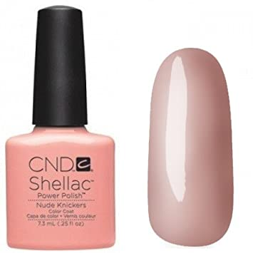 Cnd shellac nail care