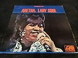 Aretha: Lady Soul- Vinyl LP Record