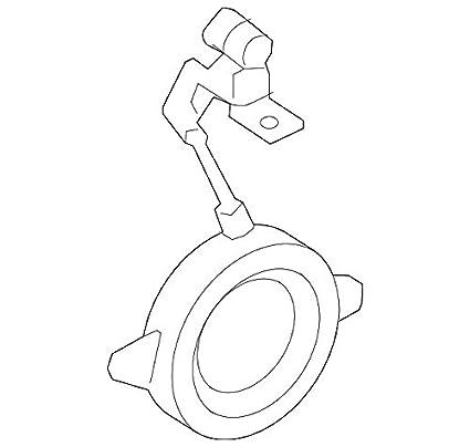 Amazon Com Kia 95680 3j000 Abs Wheel Speed Sensor Automotive