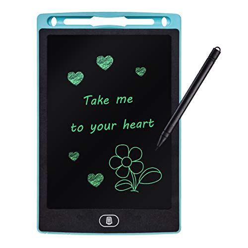 Highttoy Children LCD Writing Tablet,8.5 Inch Kids Drawing Pad Electronic Drawing Board for Boys Ages 3-12 Graphic…