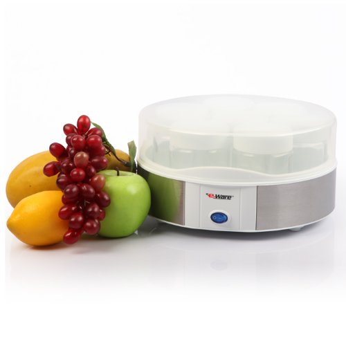 E-Ware EW-5K102B Electric Yogurt Maker by EWARE