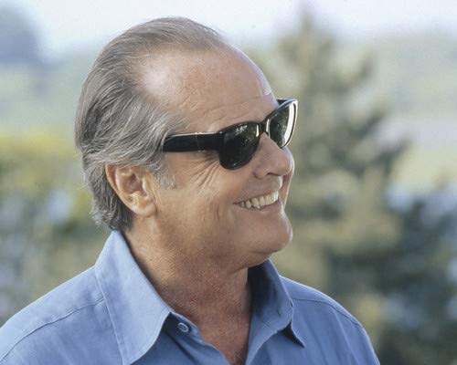 Jack Nicholson in Something's Gotta Give Smiling Cool look in sunglasses 16x20 Poster